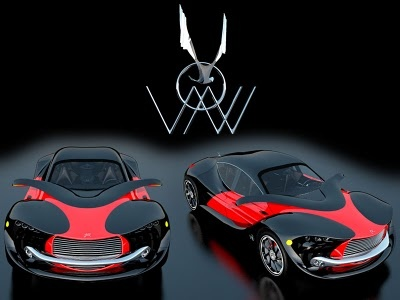 Wings of Nike Sport Cars Concept - Sport Cars And The Concept