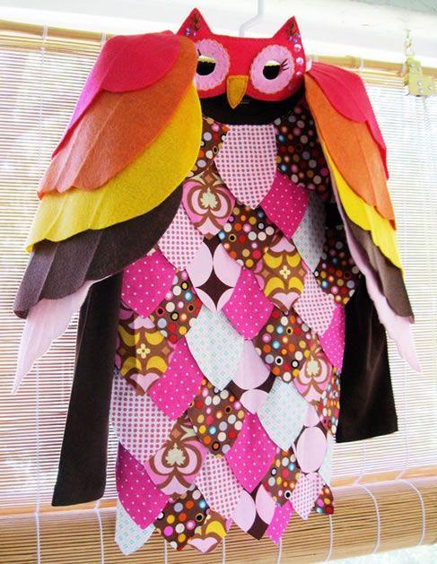 Idea for M's costume