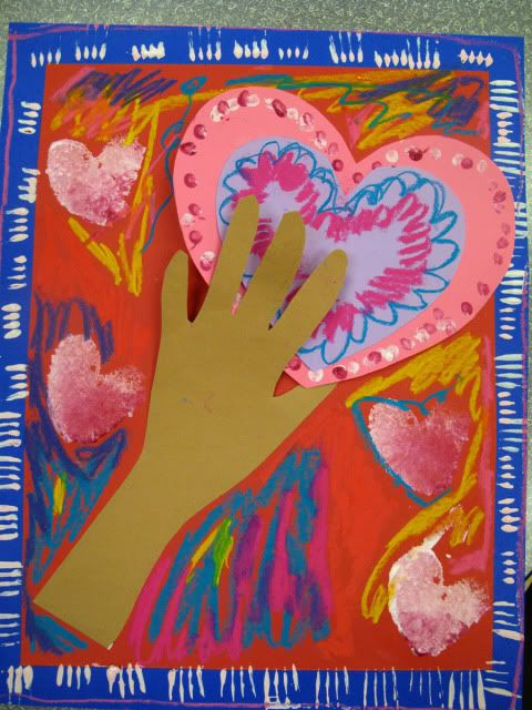 Valentines Day - card