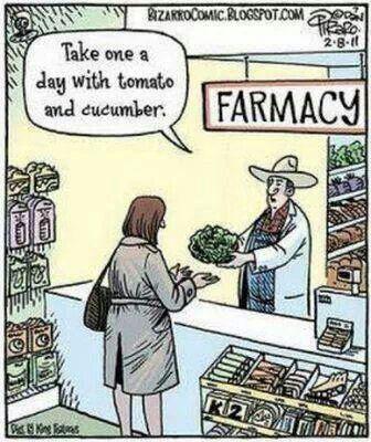 Health food!