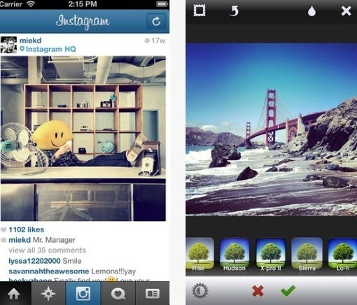 Instagram vs Pinterest for Christmas 2012 Photos » Phone Reviews