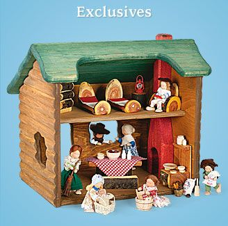 Magic Cabin- great site for traditional children's toys