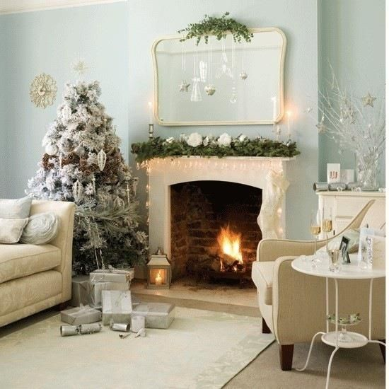 Cheerful Christmas Interior Designs