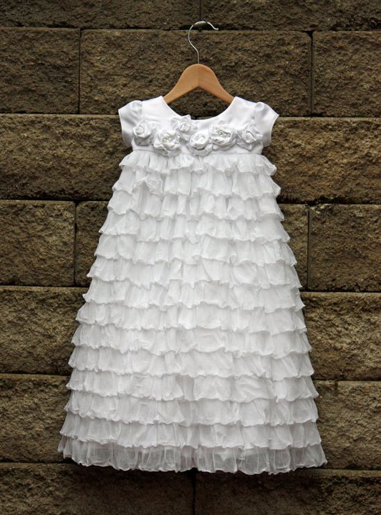 so sweet :) ruffle fabric