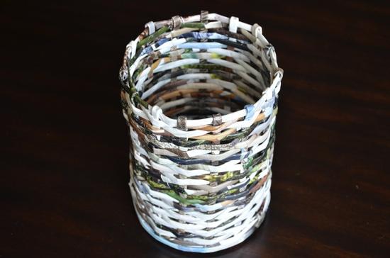 Paper Waste-Basket