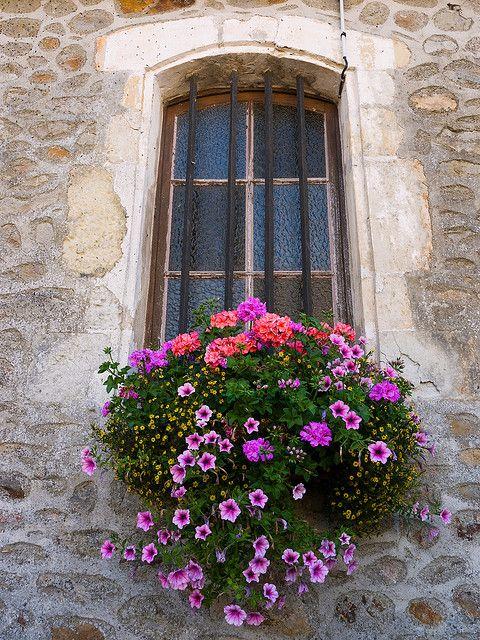 Beautiful Window Box