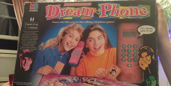 1996 Electronic Dream Phone reviewed