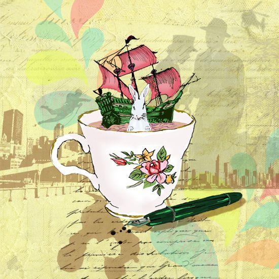 teacup storytelling
