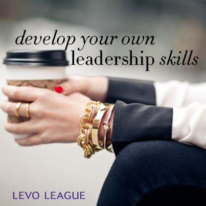 How to develop your own leadership skills
