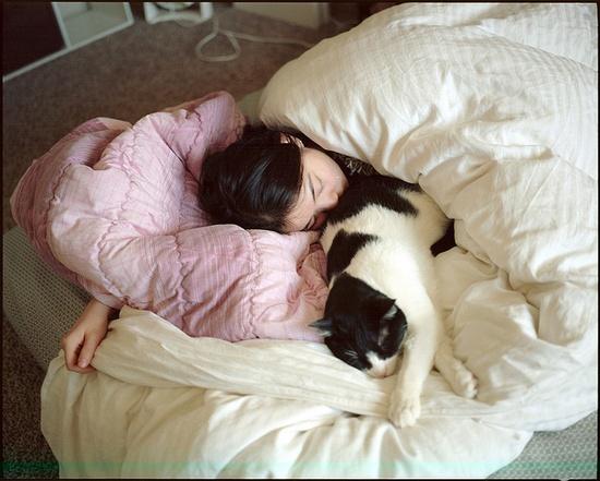 {A good morning} O.O Big kitty @Enedina Pereyra @Adriana Gómez-Pepín