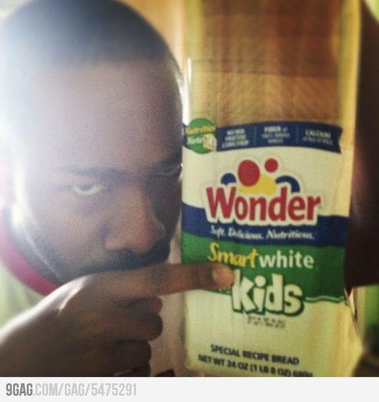 Racist bread.
