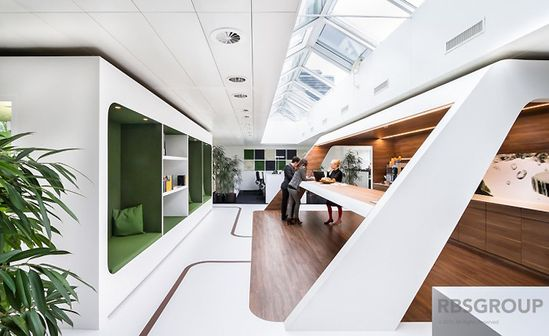 Compass Group office by RBSgroup