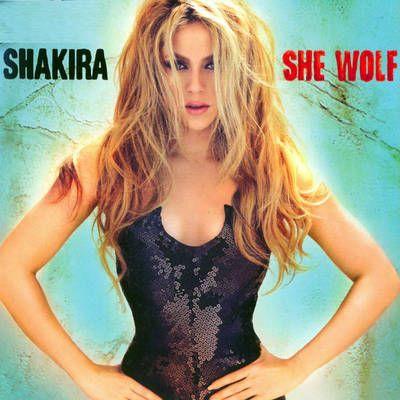 Review of Shakira's 'She Wolf' album. myprerogative15.t...