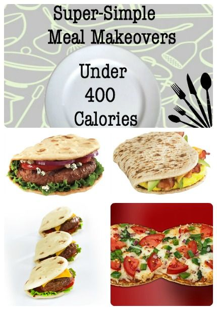 Flat Out In LOVE with Healthy Meal Makeovers