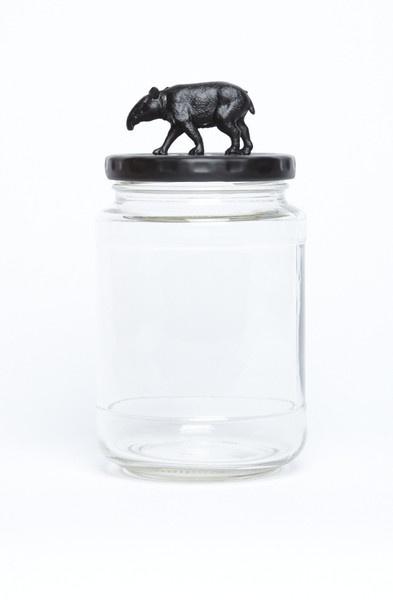 Tapir Animal Jar