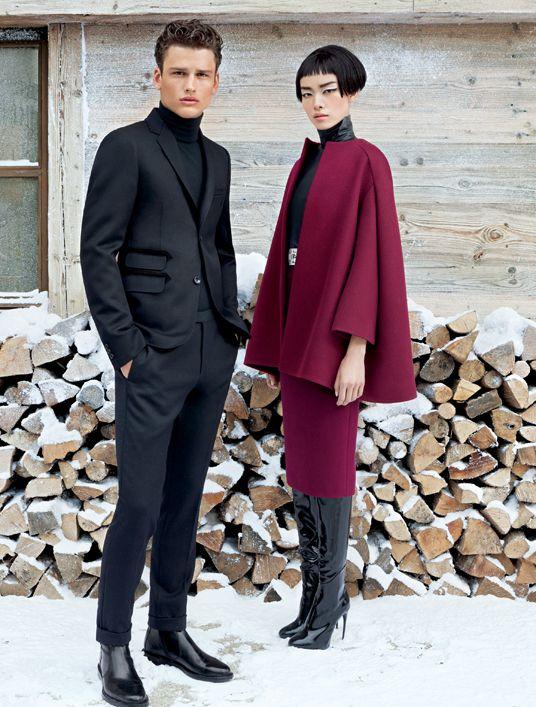 Americana Manhasset F/W 2013 lookbook   #men #fashion