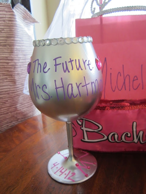Planning a Bachelorette Party: Crafts.