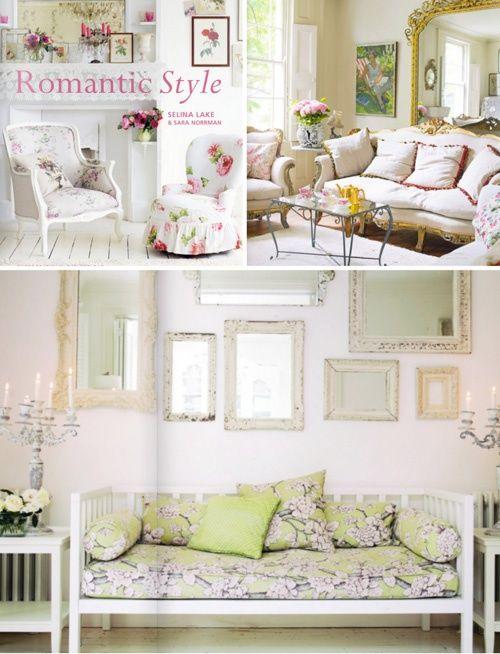 Romantic Style by Selina Lake   Sara Norrman
