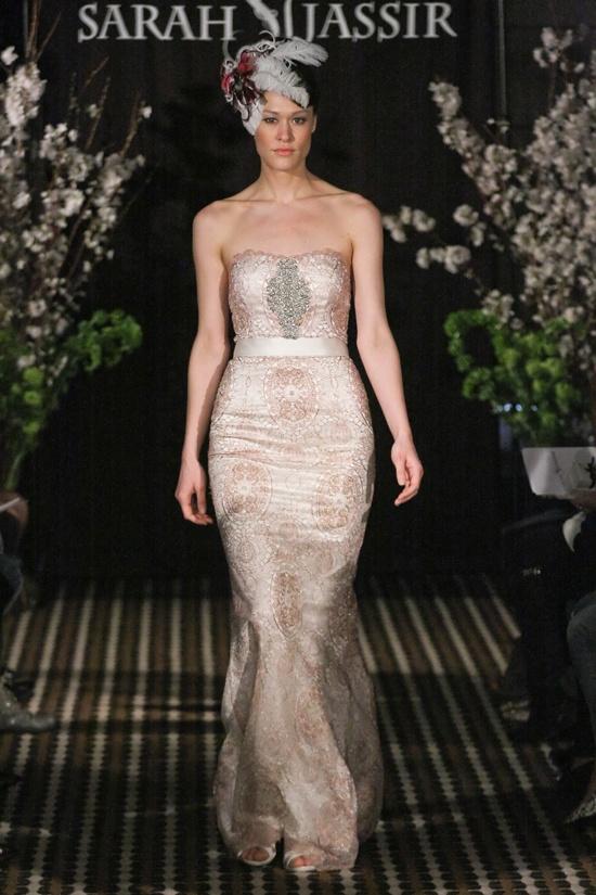 Sarah Jassir, wedding, bridal, spring 2012, collection, Desire