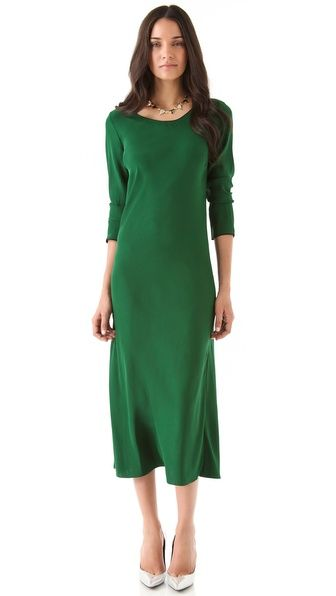 (belted) Piamita Andrea Long Dress