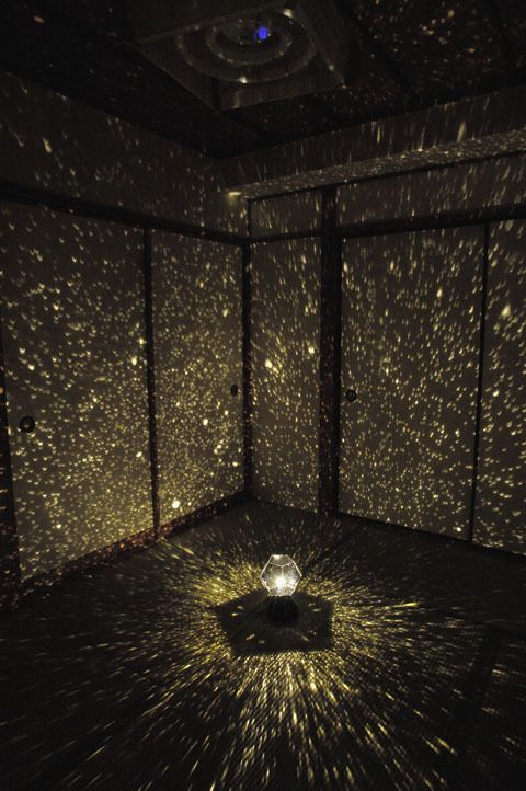 Coolest #DIY light ever: make a star projector!