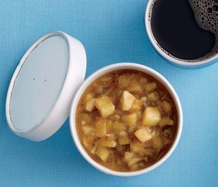 Apple-Cinnamon-Raisin Oatmeal