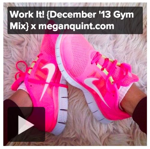 december workout playlist {post thanksgiving gym time!}