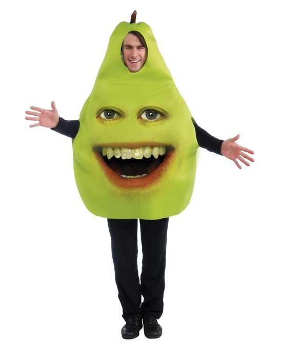 annoying orange costume - Pear,