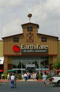 Earth Fare/Organic Health stores
