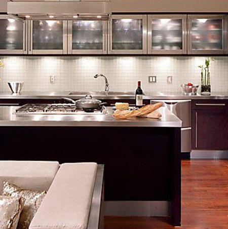 Small Modern Kitchen Interior Design Ideas - Kitchen
