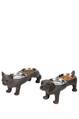 Perfect Pet Bowls - Set of 2