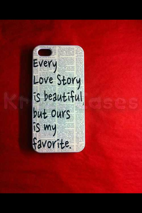 Love this phone case :)