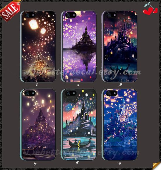 Disney Tangled Light, Best friend iPhone 5 Case iPhone 4 Case iPhone 4S Case iPhone 5S Case iPhone Cover iPhone Case Hard Plastic Case