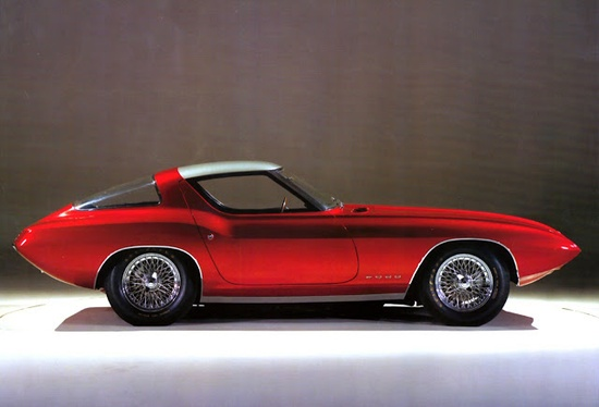 1965 Ford Cougar II Prototype Show Car