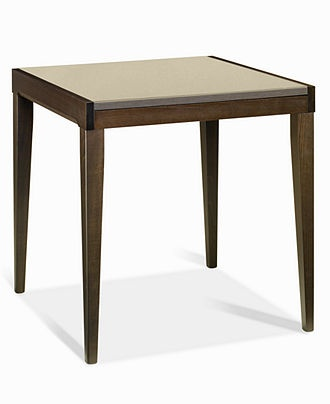 Café Latte Counter-Height Pub Table - Dining Room Furniture - furniture - Macy's