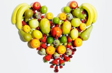 Healthy eating = healthy heart
