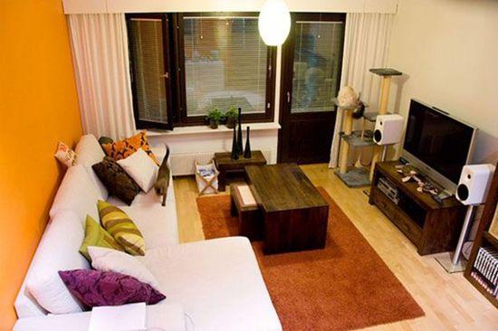 Modern Living Room Design Gallery