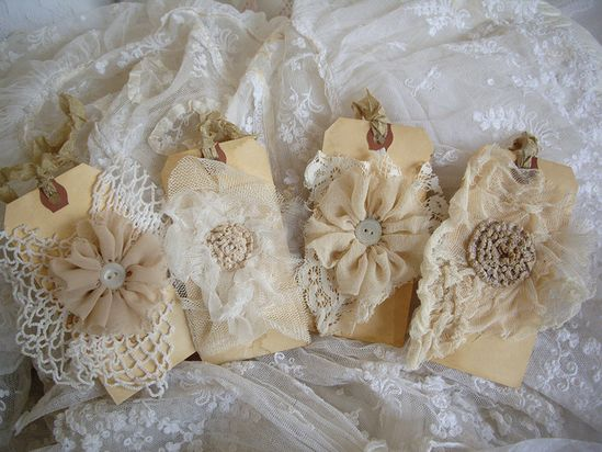 vintage lace and such