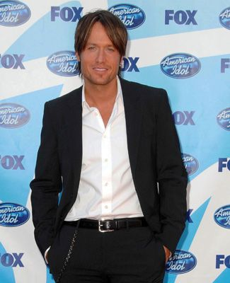 """""""The good thing is that the auditions aren't like weeks and weeks,"""" country-music star Keith Urban says of the early stage of his work as a new judge on FOX's """"American Idol."""""""