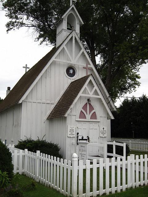 St. Peters Episcopal Church, Solomons, MD