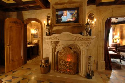 Cinderella's Castle Suite [WDW Magic Kingdom]