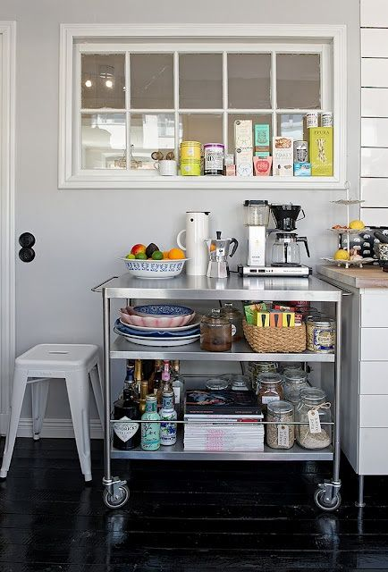 Coffee corner @ home #interior #inspiration #home #lunch #coffeecorner