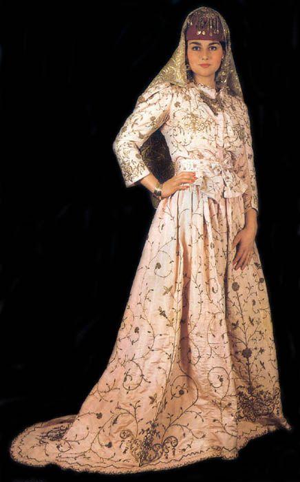 Turkish Traditional Wedding Dresses