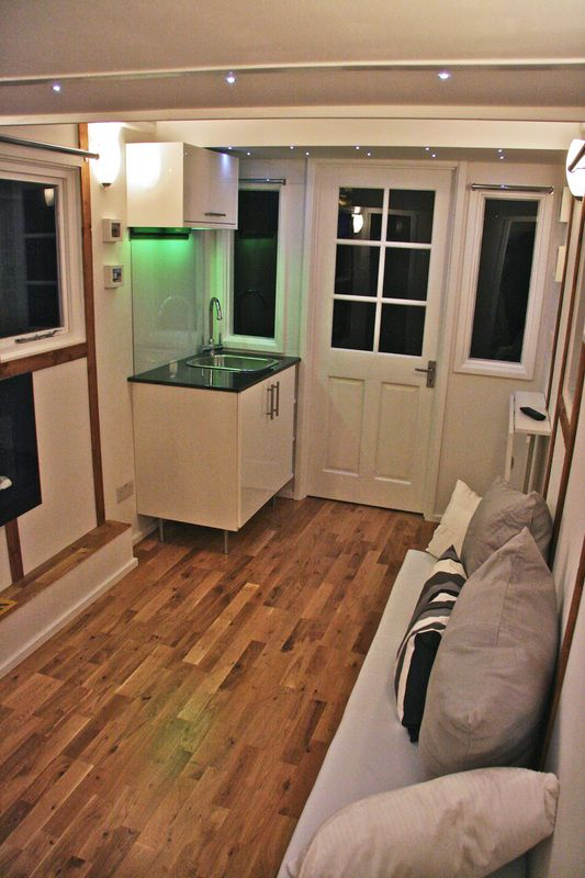 Images of some of our Tiny House Designs. - Tiny House UK