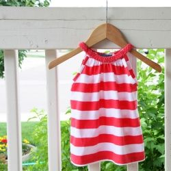 baby dress from t-shirts