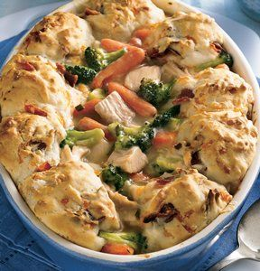 Turkey Pot Pies and Casseroles: Leftover Logic  I'll do this with chicken since its not turkey season yet.
