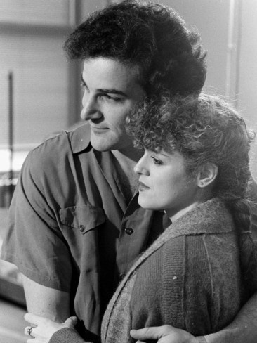 Bernadette Peters and Mandy Patinkin Sunday in the Park with George