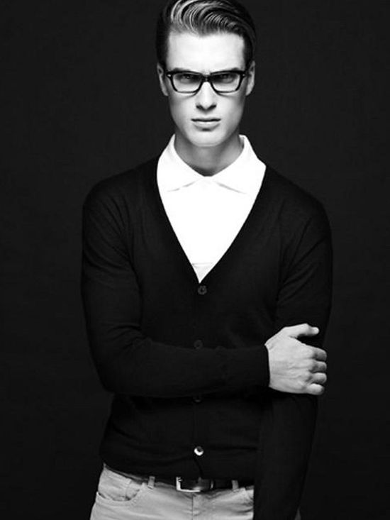 mens fashion, black and white, photography