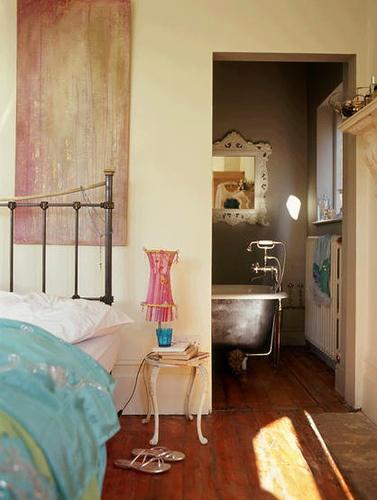 Bedroom via Living Etc.