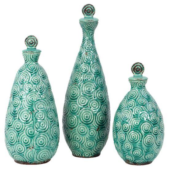 3-Piece Eva Vase Set